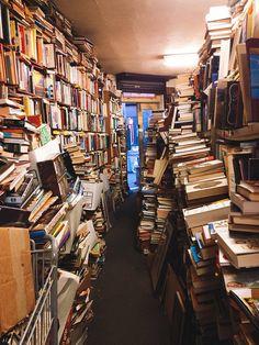 Community Bookstore. Cobble Hill, Brooklyn