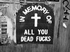 In Memory.