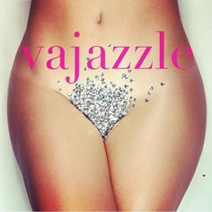 vajazzle date with Kandrie tomorrow!!!! Yay!!!