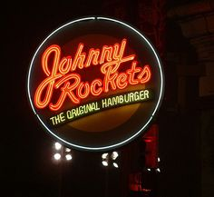 Johnny Rockets - My favorite place in the world