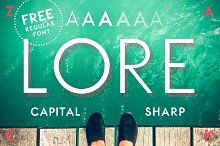 Best serif font on Creative market