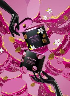 FAUCHON  I want to try the macaron tea!