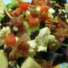 Bacon And Avocado Egg Salad