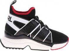 Karl Lagerfeld Aventur Black Sneakers Black - Tenisi & Adidasi (1) Black Sneakers, Karl Lagerfeld, Reebok, Mall, Adidas, Shoes, Fashion, Tennis, Moda