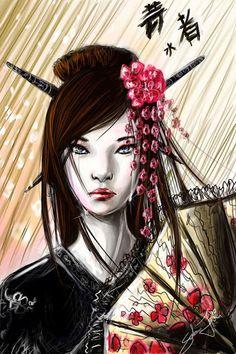 Geisha Art | DesignFolio