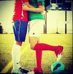 This was us #soccer #love