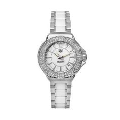 SALE!! TAG Heuer Women's WAH1215BA0861 Formula 1 White Dial Watch REVIEW