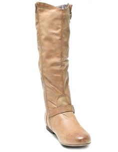 Shop ModDeals.com for discounted Paulette Tall Riding Boots in Taupe. Find cheap women's Boots in our online fashion clothes & accessories store.