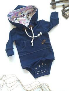 Baby bodysuit, baby hoodie, baby sweatshirt, gender neutral clothing, modern baby clothing, infant hoodie, baby gift ideas