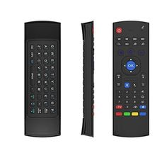 Introducing EstgoSZ 24G Remote Control MX3 Air Mouse Wireless Mini Keyboard With IR Learning Mode 6axis Inertial Sensor Smart Remote Control Keyboard for Android Mini Pc TV Box. It is a great product and follow us for more updates!