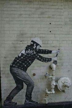 Banksy.....Toronto