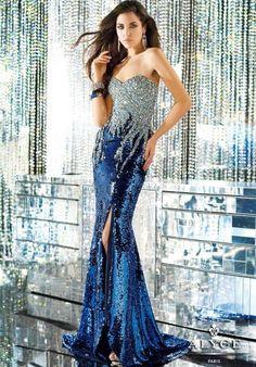 Alyce Paris 6147 Dress at Peaches Boutique