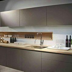 Cozinha moderna @decor. Alexandra. Melo