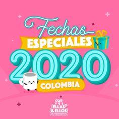 Celebra las fechas especiales en Colombia con nuestro listado organizado organizado por mes, además encuentra nuestros kits de regalos listos para dar! Typography, Presents, Blue Prints, Letterpress, Letterpress Printing, Fonts, Printing