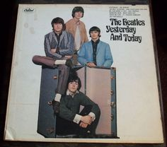 The Beatles -Yesterday and Today -2ND State Mono Butcher Cover - Vinyl Record LP