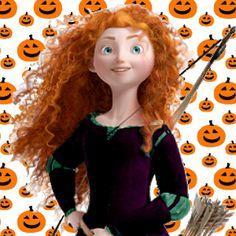 Merida Halloween