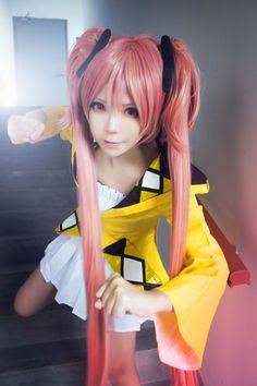 Anime,аниме,Enju Aihara,Black Bullet,Anime Cosplay <3