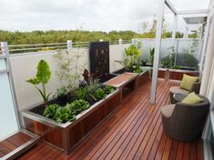 20 Built-In Planters That Will Steal The Show