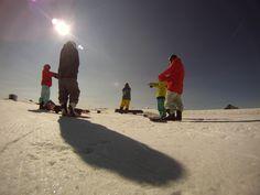 La importancia de aprender snowboard divirtiéndote, sin prisas, sin miedo y disfrutando!
