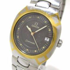 OMEGA Seamaster Polaris Silver Men's Wrist Watch 54021386 #brandear #watch #omega #seamaster http://ift.tt/2jMUUe6