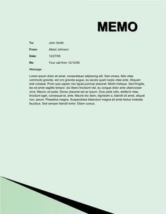 10 best memo template free images on pinterest business memo memo
