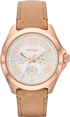 Fossil Cecile Rose Gold ref. number AM4532