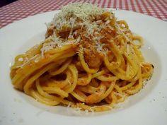 Honeydew melon pasta - Makustelijat: Hunajamelonipasta – niin hyvää!