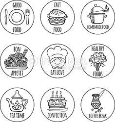 utensilios de cocina dibujos - Buscar con Google