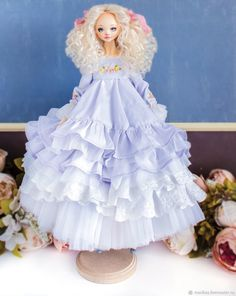 Angie , collectible handmade doll, OOAK doll, art doll – shop online on Livemaster with shipping