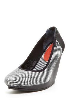 Adidas SLVR Ballerina Wedge Sneaker