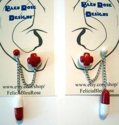 Nurse Earrings,