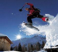 Ab in den Schnee! - Schulsportwoche mit viel Action - Reise mit deiner Klasse in Wintersportlager nach Tirol.