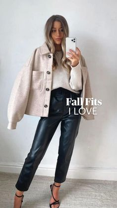 Trendy Fall Outfits, Casual Winter Outfits, Winter Fashion Outfits, Look Fashion, Autumn Winter Fashion, Stylish Outfits, Autumn Outfits, Winter Snow Outfits, Fall Outfit Ideas