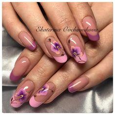 Square Nail Designs, Pink Nail Designs, Beautiful Nail Designs, Beautiful Nail Art, Acrylic Nail Art, Glitter Nail Art, Rose Nail Art, Bridal Nail Art, Magic Nails