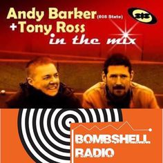We are pleased to present a new monthly show #NewShow on Bombshell Radio  Andy Barker (808 State) and DJ Tony Ross in the mix  Starts today 4:30 pm -5:30pm BST  11:30am -12:30am EST  We Join Forces with Artefaktor Radio #electro #synthpop #synthwave #newmusic #dj #andybarker #tonyross #808state #bombshellradio
