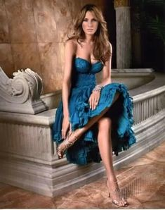 After the last years it may be difficult to imagine such beauty, class and grace returning to the peoples house.  Melania Trump