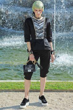 Chanel Resort 2013 Fashion Show - Dorothea Barth Jorgensen