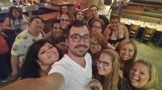 Group selfies with Dustin!!! :D Part 3