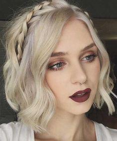 Braided-Short-Hairstyle.jpg 500×601 pixels