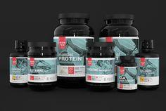 Iron-Tek Redesign — The Dieline - Branding & Packaging Design