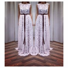 Lace dress by Coo Culte