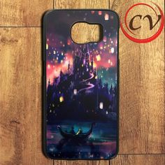 Tangled Lantern Samsung Galaxy S6 Edge Plus Case