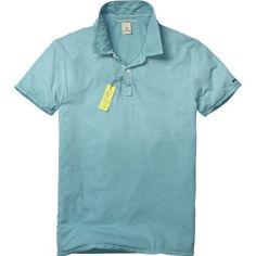 Scotch & Soda Men's Sun Faded Garment Dyed Jersey Polo, Blue, Medium Scotch & Soda,http://www.amazon.com/dp/B00A0N2UYG/ref=cm_sw_r_pi_dp_6eCVrb0728674CB0