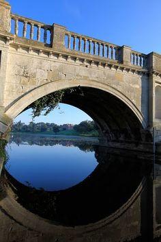 Payne Bridge, Brocket Hall Estate