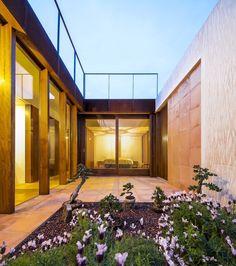 Galería de Vivienda Semi Enterrada / eneseis arquitectura - 5