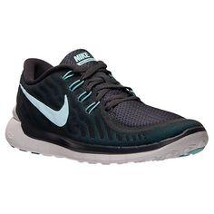 Women's Nike Free 5.0 Running Shoes - 724383 009   Finish Line