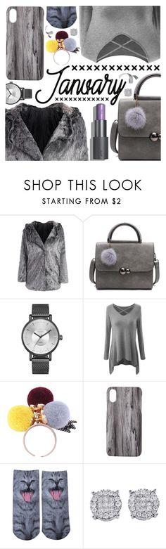 """""""January Style"""" by pastelneon ❤ liked on Polyvore"""