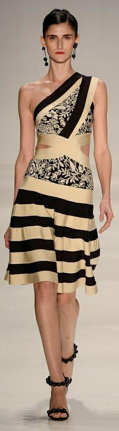 Lolitta RTW Summer 2015 ~ I'm not big on wearing neutrals, but arrrgh this is stunning design!