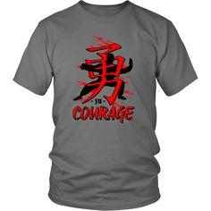 Yu/Courage T-Shirt