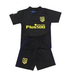 Camisetas del Atletico Madrid para Niños Away 2016 2017 - Camisetas de  Futbol Baratas 1bf8036eaf872